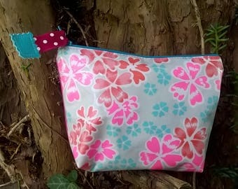 HAWAII FLOWERS POUCH
