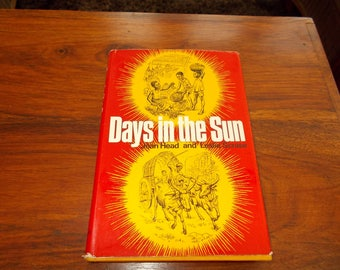 hbdj  1st edition 1967 Days in The Sun