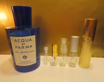 Acqua di Parma - Ginepro di Sardegna 1-10ml travel samples