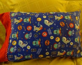 Shark Week Pillowcase