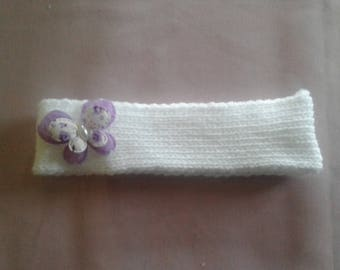 for children with Purple Butterfly headband