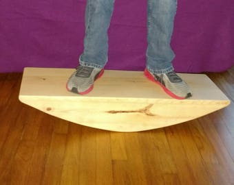 Solid Wood Quality Balance Board