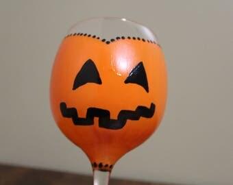 HalloWine Glass!