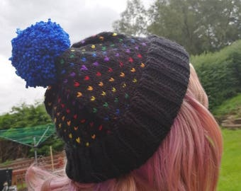 Pride Bobble Hat