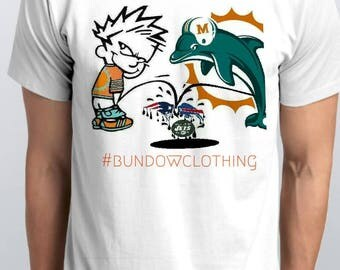 Pissing Dolphin Shirt