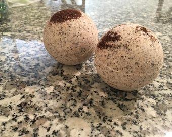 Coffee Lovers Delight Bath Bombs