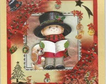 3D Morehead amid TBZ 8 Christmas card