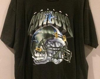 Vintage 90s Dallas Cowboys NFL football shirt