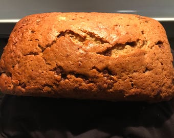 Mocha Chocolate Chip Bread (Dry Mix Only)