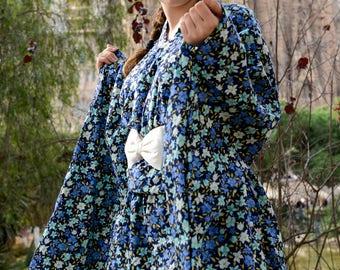 Kobushi Praise こぶしプレイズ Kimono Dress Set