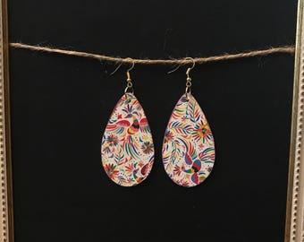 Tropic Birds Earrings