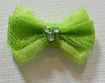 Luck of the Irish Mickey Bow