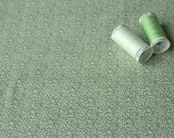 American patchwork fabric green decorations