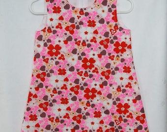 Dress lined flower girl 2 years.