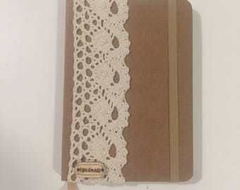 Mini Handmade Notebook