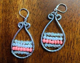 Bohemian Wire Earrings
