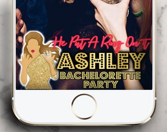 Beyonce Bachelorette Party Snapchat Geofilter ! Party Filter Birthday Geofilter ! Drink up Birthday Party