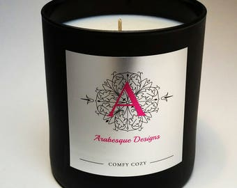 Comfy Cozy Luxury Soy Candle