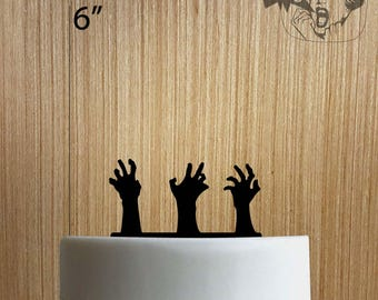 Zombie Hands 225-188 Cake Topper