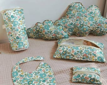 Liberty betsy for a newborn baby set