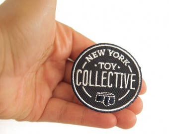 New York Toy Collective Patch