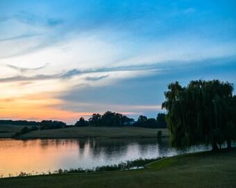 Lake Anna Sunset