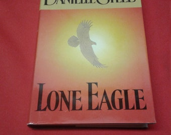 Best Seller Danielle Steel Iron Eagle Hardcover Book Used in Great Shape