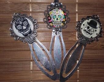 Skull bookmark!