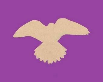 Blank MDF pigeon medium support