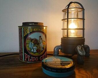 Steampunk Industrial Table/Desk Lamp