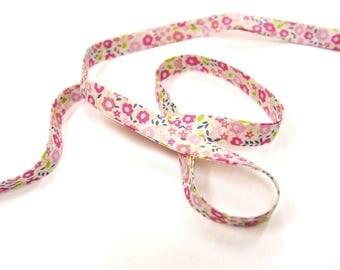 25 cm of bias Liberty Fairford Ribbon for bracelets...