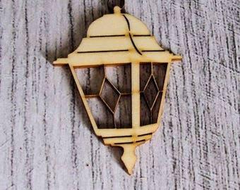 Lantern 1178 embellishment wooden creations
