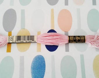 Cotton embroidery FLOSS DMC - 151 colors