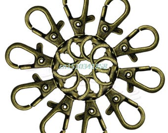 Antique small carabiners format