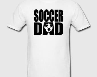 Soccer Dad shirt, Soccer Tank, Soccer themed tank, Football, Soccer Gift, soccer shirt, soccer tank, Father's Day gift, soccer coach