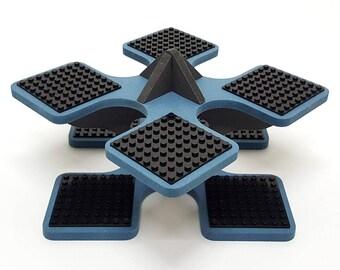 Base Ace Mini Kit Blue and Black