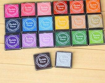Ink 4 x 4 cm (20 different colors)
