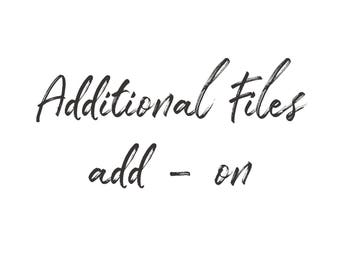 Additional Files Add On