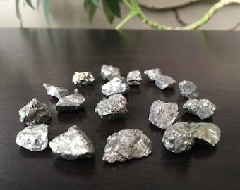 Pyrite Stones - Raw Pyrite Stones - Prosperity Stone - Abundance Stone - 2 Pyrite Stones - Raw Pyrite