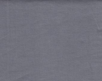 Solid dark grey - JERSEY knit fabric, cotton lycra