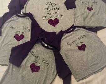 Nana matching shirts