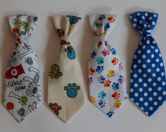 Small Dog Neck Tie