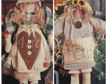 PDF 2 Sewing Sweet Seasons Doll's I