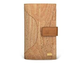 Portuguese Natural Cork Wallet