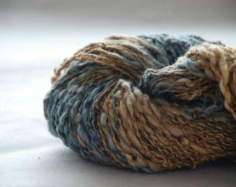 EARTHY  ~  COTTON/Linen yarn ~ worsted/Aran weight