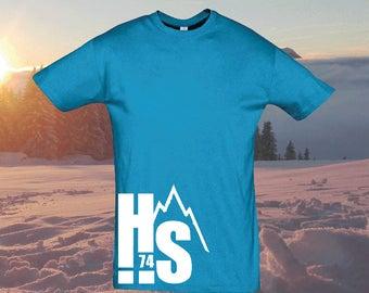 """T-shirt man """"HS side"""""""