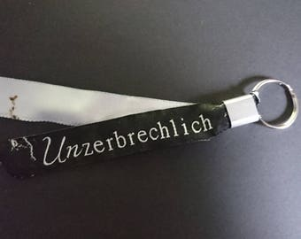 Unbreakable key chain