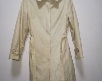 Vintage Burberrys Of London Trench Coat