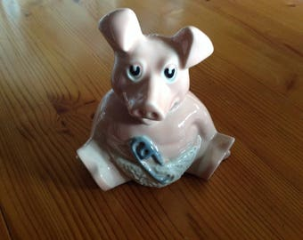 Natwest Woody Baby Pog , collectible money box . Wade ,