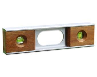 300mm Superior Level - Spirit Level Engraved with name (15 characters)